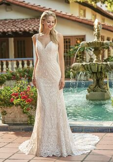 Jasmine Bridal F211008 Mermaid Wedding Dress