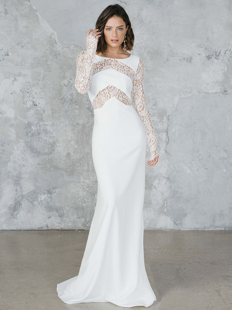 Rime Arodaky Wedding Dresses From Fall 2020 Bridal Fashion Week