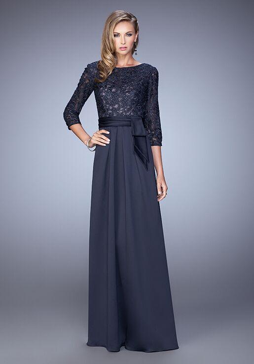 La Femme Evening 21673 Mother Of The Bride Dress