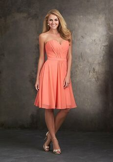 Allure Bridesmaids 1414 Sweetheart Bridesmaid Dress