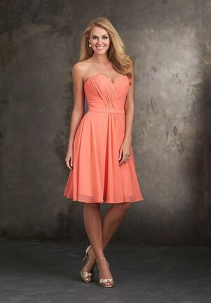 Allure Bridesmaids 1414 Sweetheart Bridesmaid Dress