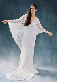 Wilderly Bride Opal Sheath Wedding Dress
