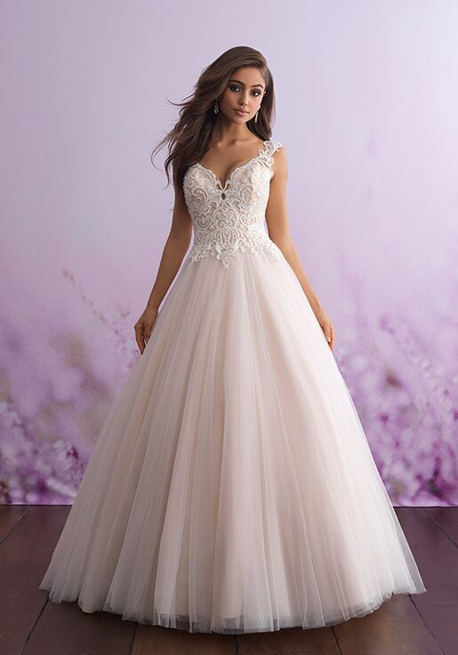 Allure Romance 3107 Ball Gown Wedding Dress