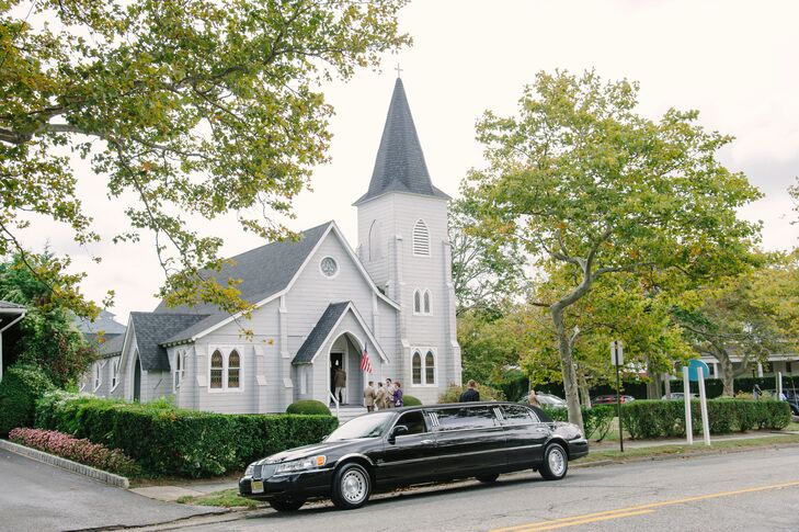 St. Andrew's by-the-Sea Ceremony
