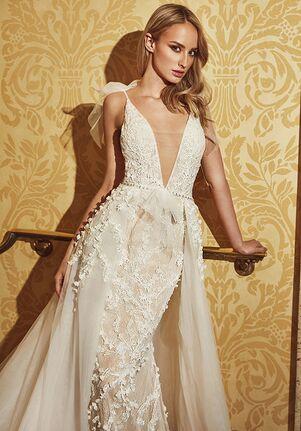 Calla Blanche 18248(SK) Catarina Sheath Wedding Dress
