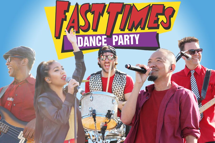 Fast Times - 80s Band - Walnut Creek, CA