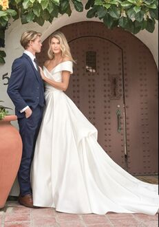 Jasmine Bridal F211054 Ball Gown Wedding Dress