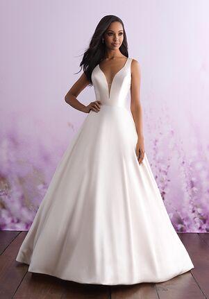 Allure Romance 3100 Ball Gown Wedding Dress