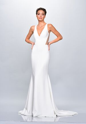 THEIA 890599 Mermaid Wedding Dress