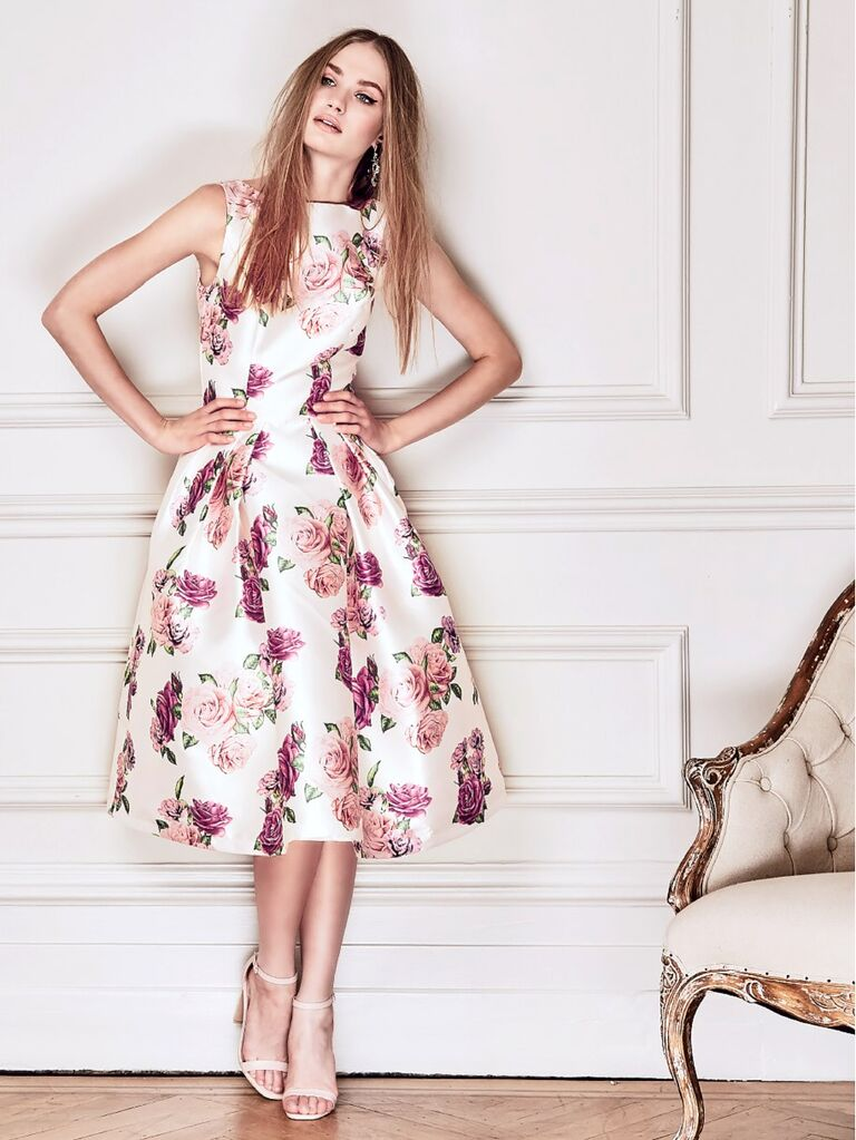 45 Wedding Guest Dresses For Spring,Cheap But Cute Wedding Dresses