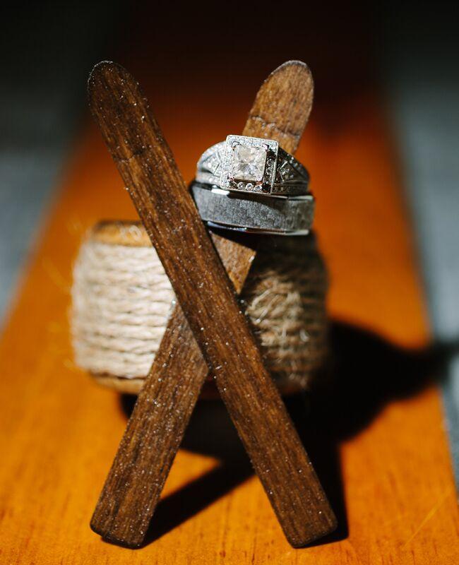 Creative Ways to Display Ring/Dan Stewart Photography/The Knot blog
