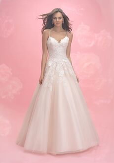 Allure Romance 3053 Ball Gown Wedding Dress