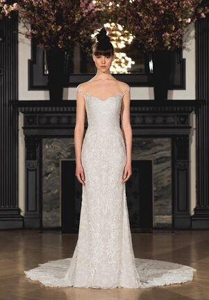 Ines Di Santo Aubrey Sheath Wedding Dress