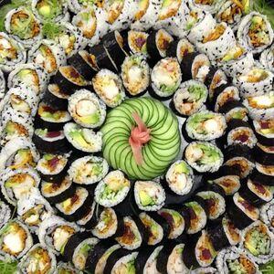 Boston, MA Caterer | Sushi Chef Ryan