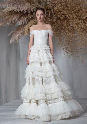 Tony Ward for Kleinfeld Andrea Wedding Dress