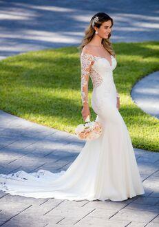 Stella York 6607 Sheath Wedding Dress
