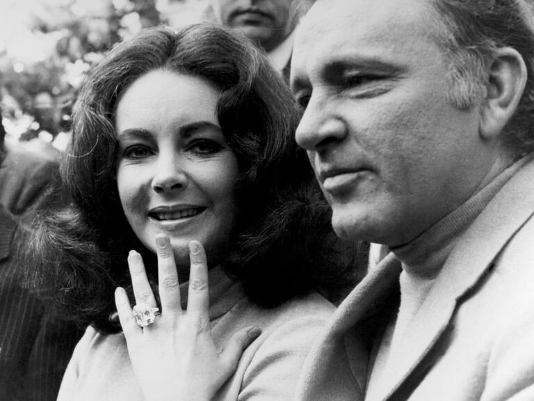 Elizabeth Taylor Engagement Ring
