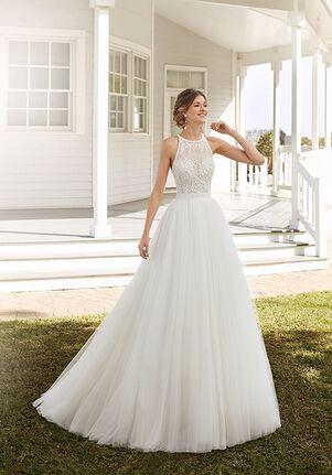 Rosa Clará COSTEL A-Line Wedding Dress