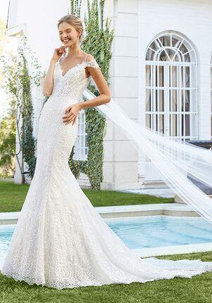 Rosa Clará CAVALI Mermaid Wedding Dress