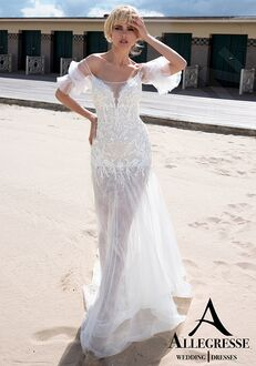 DevotionDresses amerenta-1 Mermaid Wedding Dress