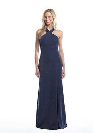 Bari Jay Bridesmaids 2052 Halter Bridesmaid Dress