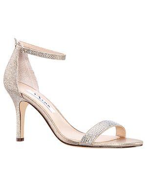 Nina Bridal Veniza Gold, Champagne Shoe