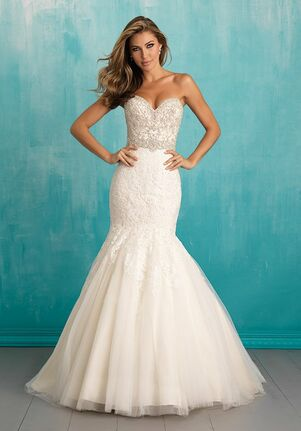 Allure Bridals 9305 Mermaid Wedding Dress