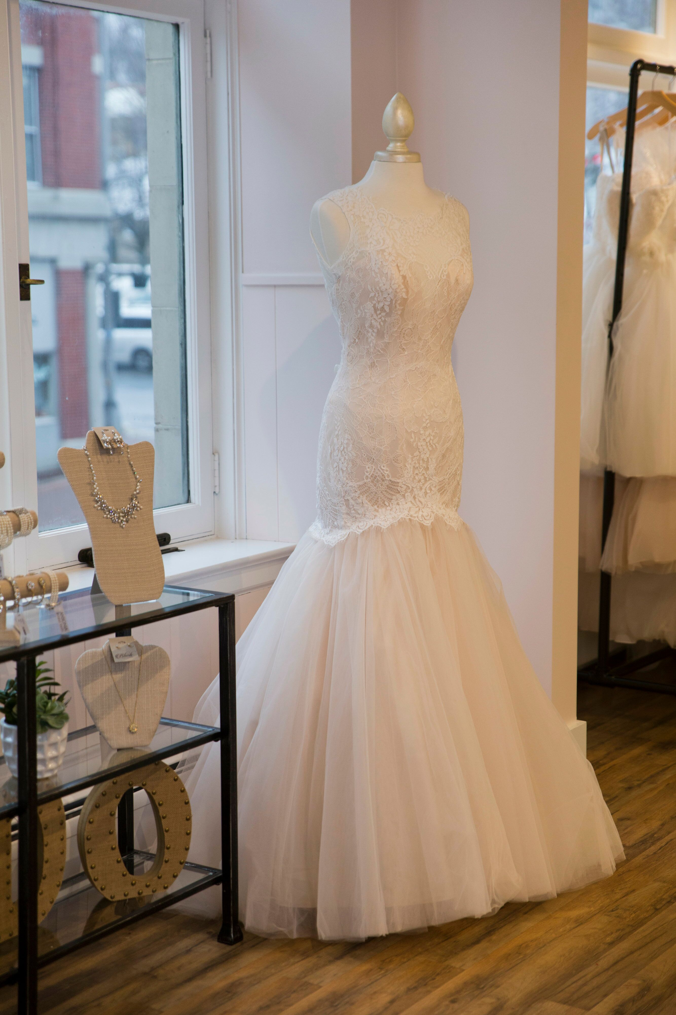 5cb07b193776 Bridal Salons in Portland, ME - The Knot