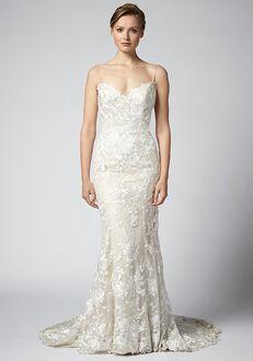 Henry Roth for Kleinfeld Dorothy2 Sheath Wedding Dress