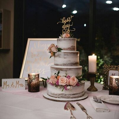 Wedding Cake Bakeries in Chicago Suburbs IL The Knot