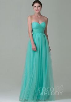 CocoMelody Bridesmaid Dresses COZF1500E Sweetheart Bridesmaid Dress