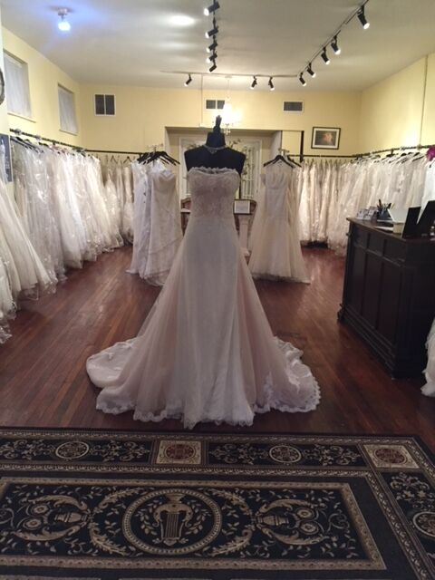 Bridal Salons In Philadelphia Pa The Knot