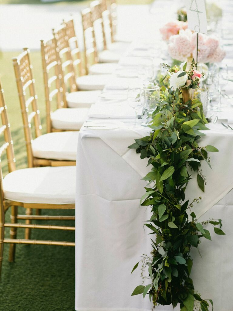 Low Wedding Centerpiece Ideas