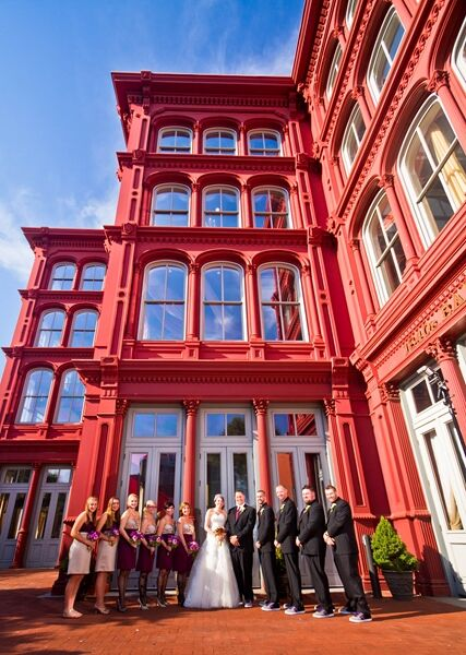 Wedding reception venues in baltimore md the knot 1840s plaza junglespirit Choice Image