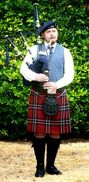 Garland, TX Bagpipes | Jared Malone