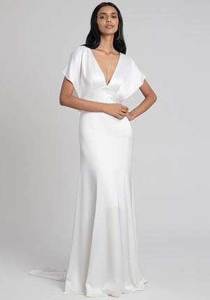 Jenny by Jenny Yoo Beale Sheath Wedding Dress