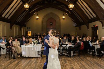 The McPherson Wedding Venue