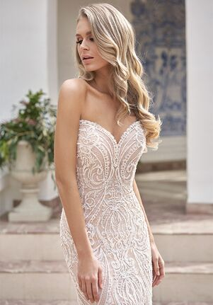 Jasmine Couture T202056 Mermaid Wedding Dress
