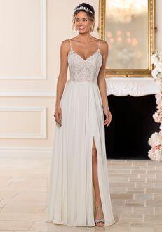 Stella York 6747 Sheath Wedding Dress