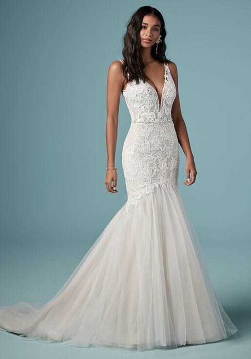 Maggie Sottero Elvie Wedding Dress The Knot