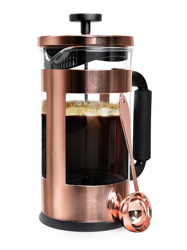 Primula Copper Coffee French Press Best Gift For Husband