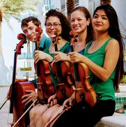 Miami, FL String Quartet | Biscayne String Quartet