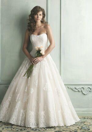 Allure Bridals 9121 Ball Gown Wedding Dress