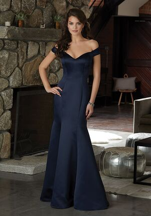 Morilee by Madeline Gardner Bridesmaids 21583 Off the Shoulder Bridesmaid Dress