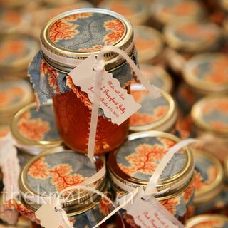 Real DIY Wedding Favors