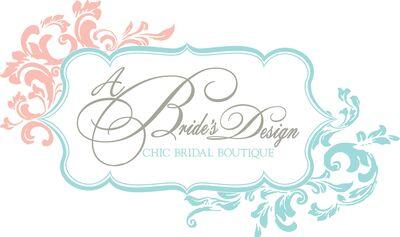 A Bride's Design