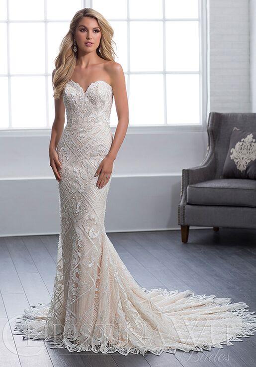 Christina Wu 15665 Mermaid Wedding Dress