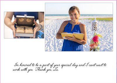 Sarasota Sand Weddings