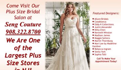 b6b2a3645081 Seng Couture | Bridal Salons - Fanwood, NJ