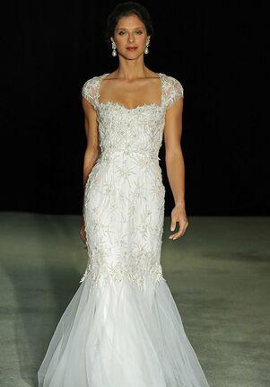 Black Label Anne Barge Harlow Mermaid Wedding Dress